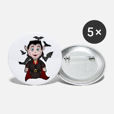 Count Royal Count Dracula - Small Buttons