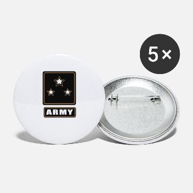 Army Army - Army - Army - Small Buttons