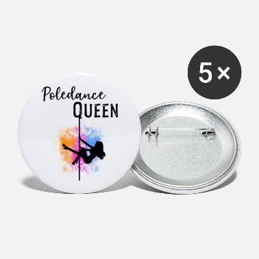 Poledance Queen - Small Buttons