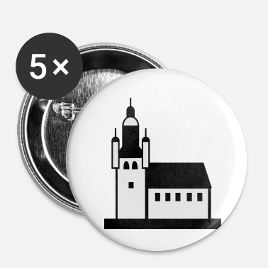 Collections Christentum Collection - Buttons klein 25 mm (5er Pack)