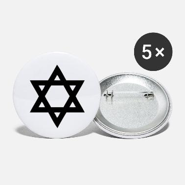 Star Of David Star of David - Small Buttons