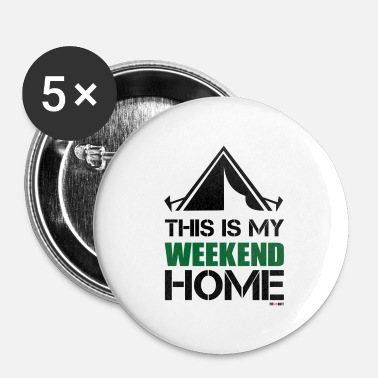 House Weekend House - Buttons/Badges lille, 25 mm