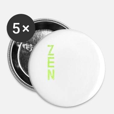 Zen Zen - Buttons klein 25 mm (5-pack)