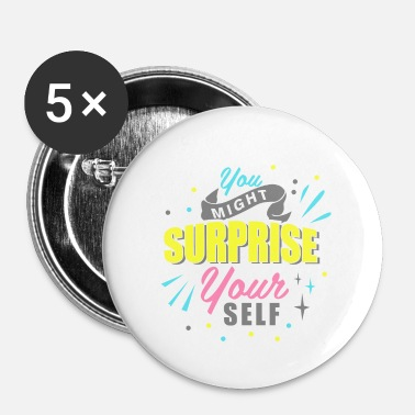 Surprise surprise - Badge petit 25 mm
