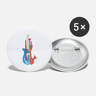 Wind Instrument Wind Instruments - Small Buttons