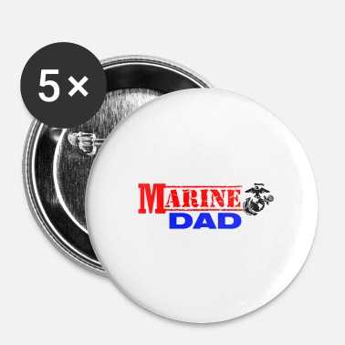 Marinen marine far - Buttons/Badges lille, 25 mm