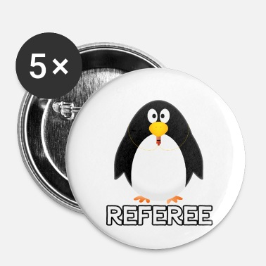 Arbitre Arbitre - Arbitre - Badge petit 25 mm
