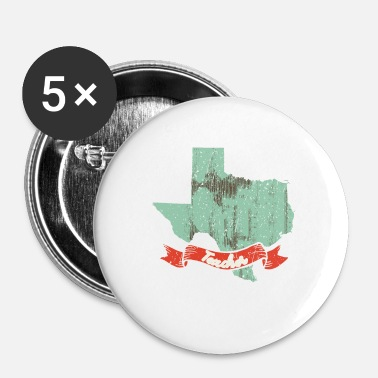 Texas Professeur au Texas - Badge petit 25 mm