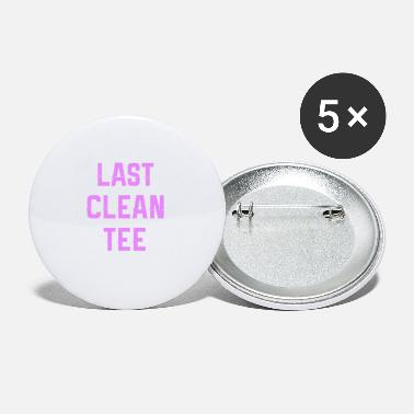 Clean-what-it-is Last clean tea - Small Buttons
