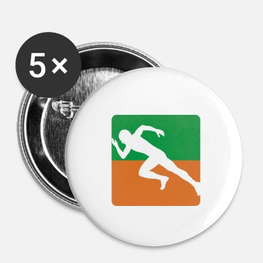 Sports sport - Buttons/Badges lille, 25 mm