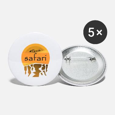 Safari safari - Small Buttons