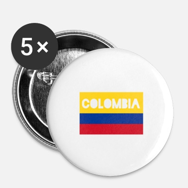 Colombia Colombia Colombia Camisa Bogotá - Chapa pequeña 25 mm