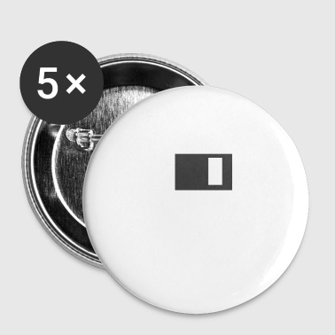 diskette - Buttons small 25 mm