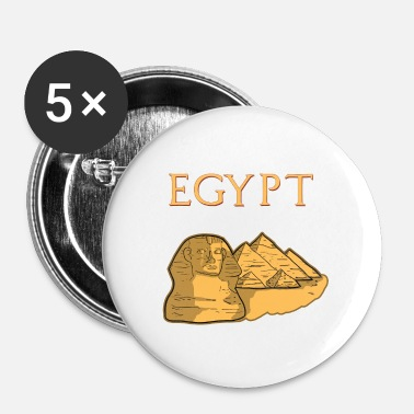Egypte Egypte - Buttons klein 25 mm