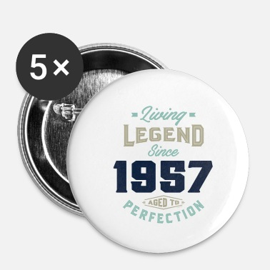 Since Legend Since 1957 - Spilla piccola 25 mm