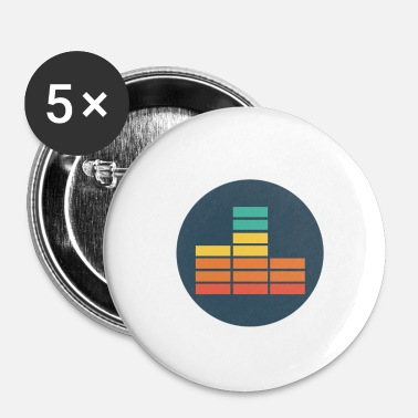 Equalizer (Equalizer) - Badge petit 25 mm