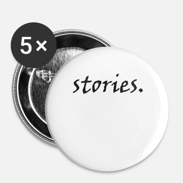 Historie historier - Buttons/Badges lille, 25 mm
