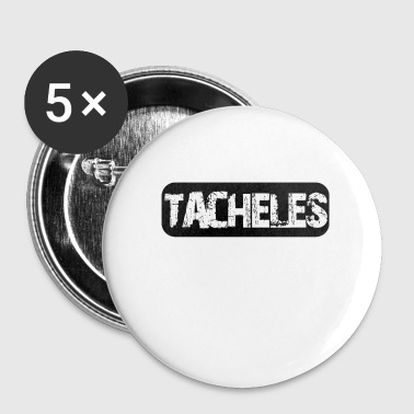 I speak Tacheles fluently - Buttons small 25 mm