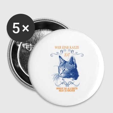 Snuggle Cat Shirt · Best Pet · Happiness Gift - Buttons small 25 mm
