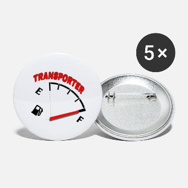 Transport transporteur - Petits badges