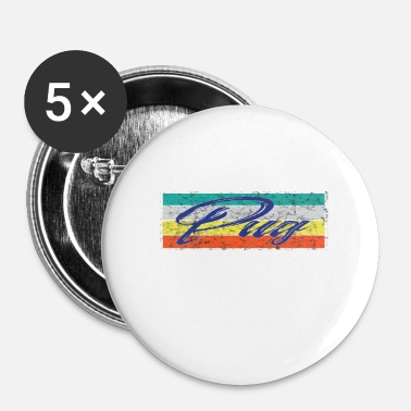 Inspiration Inspiration de carlin - Badge petit 25 mm