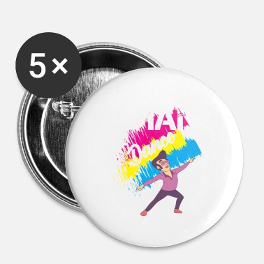 Jumpstyle Dancer Salza Ballet Jumpstyle Danselærer Gave - Buttons/Badges lille, 25 mm