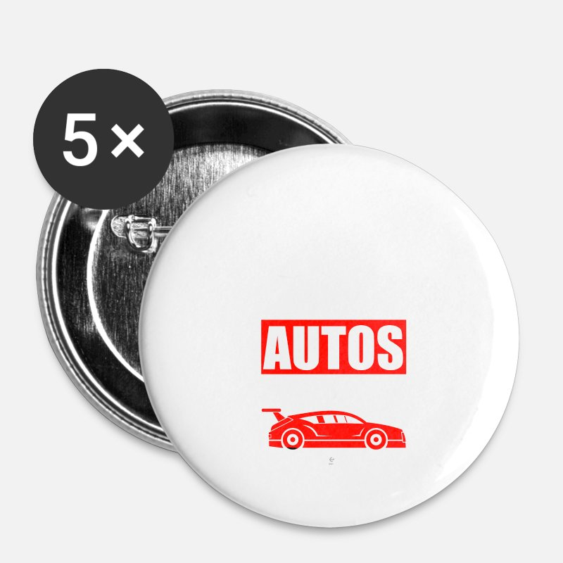 Funny Saying For Cars Lovers Gift Small Buttons