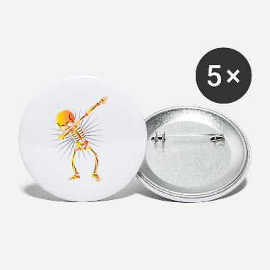 Skeleton Dabbing Skeleton Skeleton - Small Buttons
