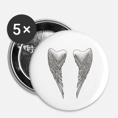 Occasion Ailes d'ange - Badge petit 25 mm