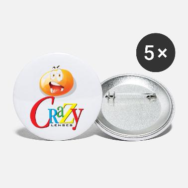 Crazy T-Shirt - Small Buttons
