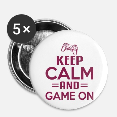 Konsol Gaming konsol - Buttons/Badges lille, 25 mm