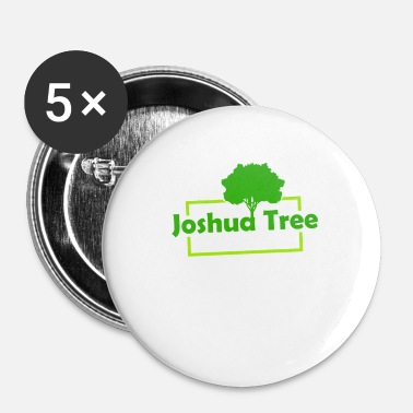 National US National Parks: Joshua Tree National Park - Buttons/Badges lille, 25 mm