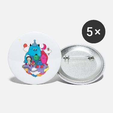 Trendy Trendy kids - Small Buttons
