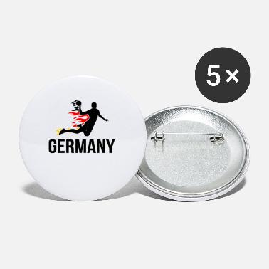 Handball Handball Handballer Handball Player Gift - Small Buttons
