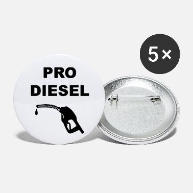 Driving Ban Pro diesel and against driving bans - Small Buttons