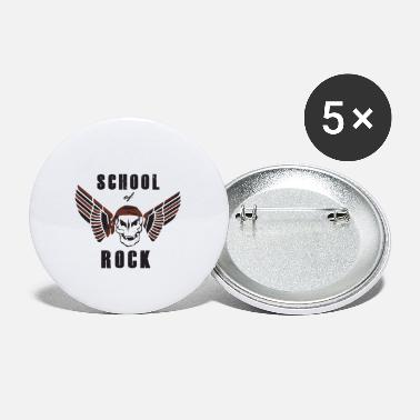 Rock Am Ring Rock Musik - school of rock - Buttons klein