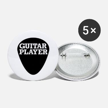 Guitar Player Guitar Player - Buttons klein