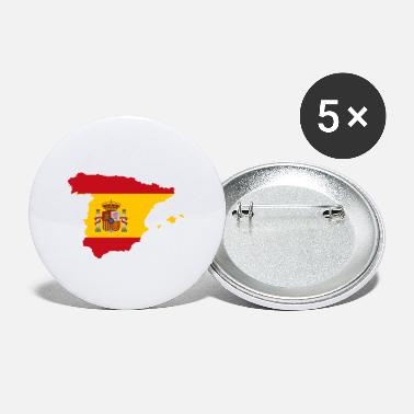 Spain Spain - Spain - España - Small Buttons