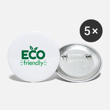 Eco Eco friendly eco - Small Buttons