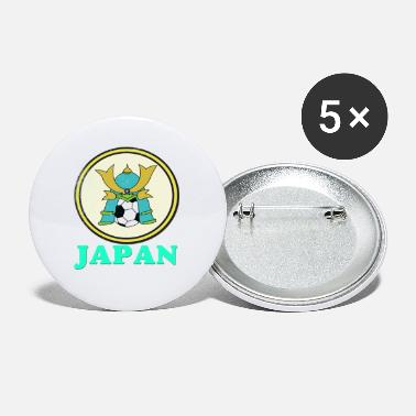 European Championship Japan Football World cup Soccer Championship - Small Buttons