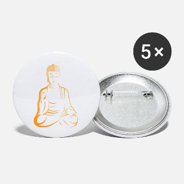 Buddhist Buddha Protection Buddha Protection - Small Buttons