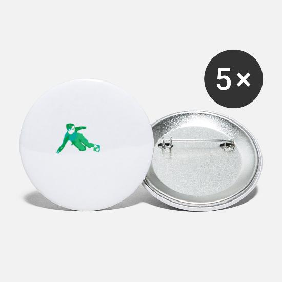 Boarders Buttons - Kite Boarding Edition 2 - Small Buttons white