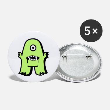Halloween monster - Small Buttons