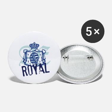 Count Royal Royal - Small Buttons