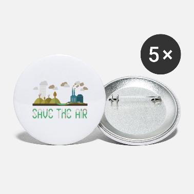 Air Air - Save the air - Small Buttons