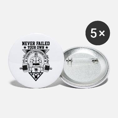 Your own never fails - Small Buttons
