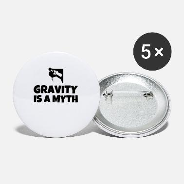 Gravity is a myth - Small Buttons