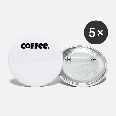 Coffee - Small Buttons