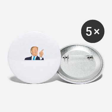 Speech Balloon Trump you are a great uncle gift idea - Small Buttons