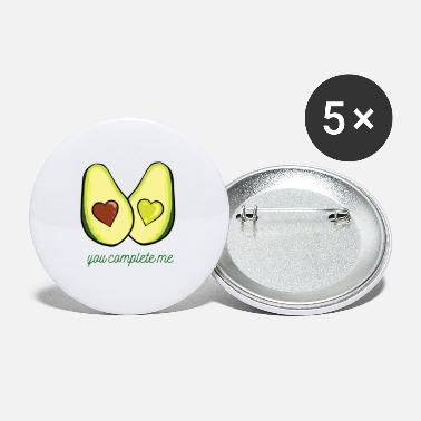 You You Me Me Foodie and Avocado Lover Gift - Spille piccole